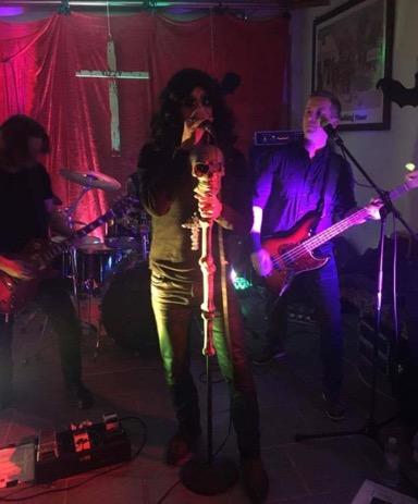 Ozzy Jam live