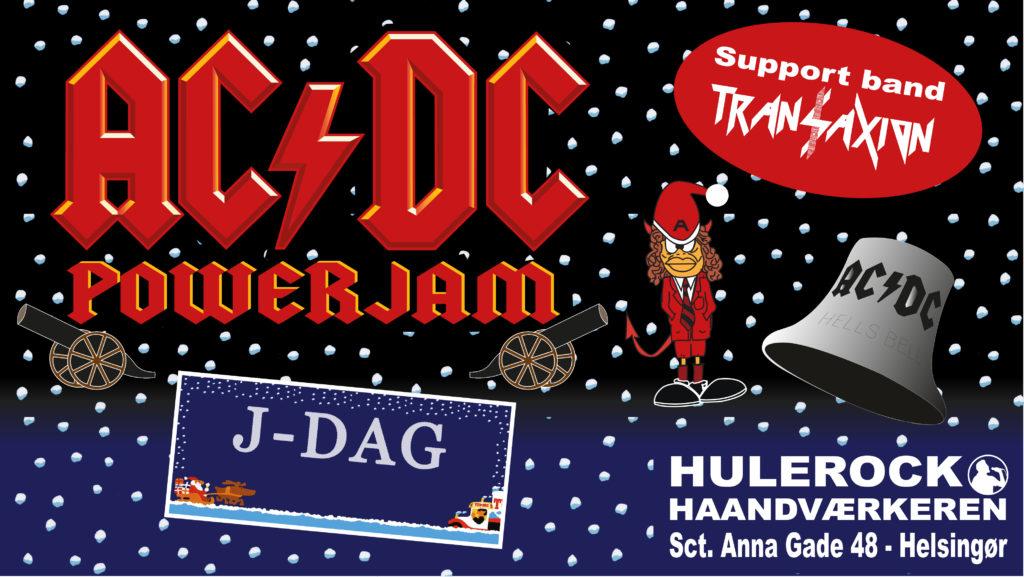 AC/DC Powerjam og TransaXion på Haandværkeren